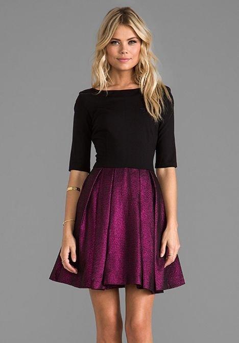 Half-sweater Dress