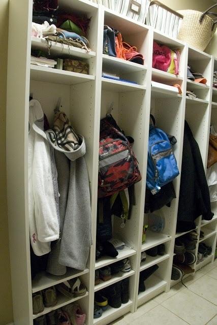 Mudroom Lockers - 41 Borderline Genius 🎓 Ikea Hacks Anyone ...