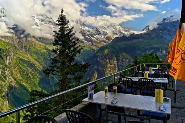 Hotel Edelweiss - Mürren, Switzerland