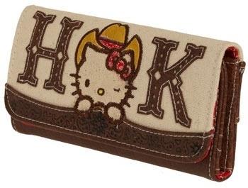 Hello Kowgirl Wallet
