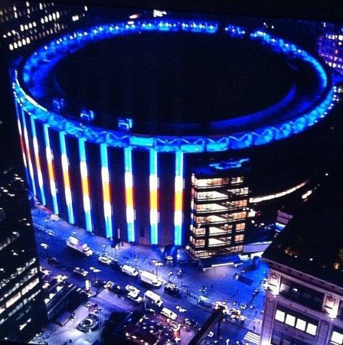 Madison Square Garden: New York, USA