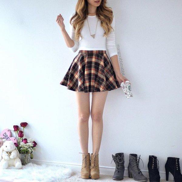 clothing, plaid, leg, footwear, fashion,