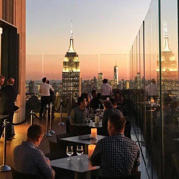 city, restaurant, building,
