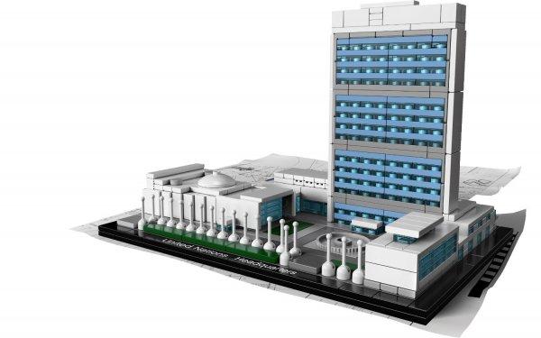 Architecture United Nations Headquarters