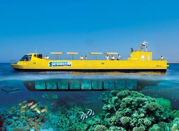 Submarine Adventure, Red Sea, Egypt
