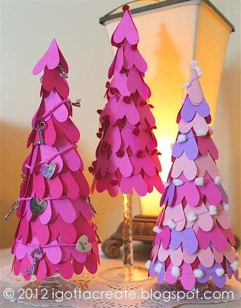 christmas tree, christmas decoration, pink, purple, christmas,