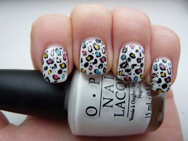 Colored Spots