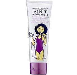 DERMAdoctor Ain't Misbehavin' Skin Clarifying & Mattifying Sunscreen SPF 30