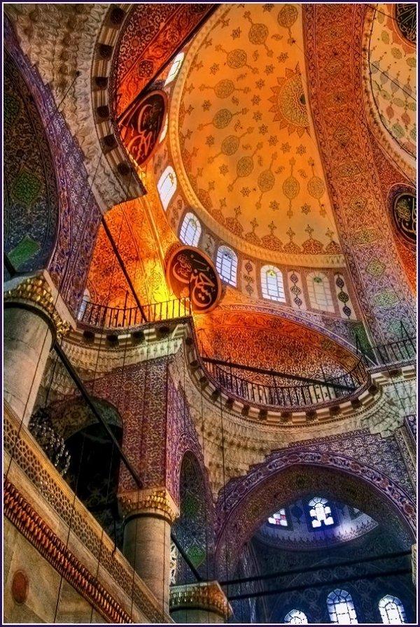 Yeni Camii Mosque, Istanbul, Turkey