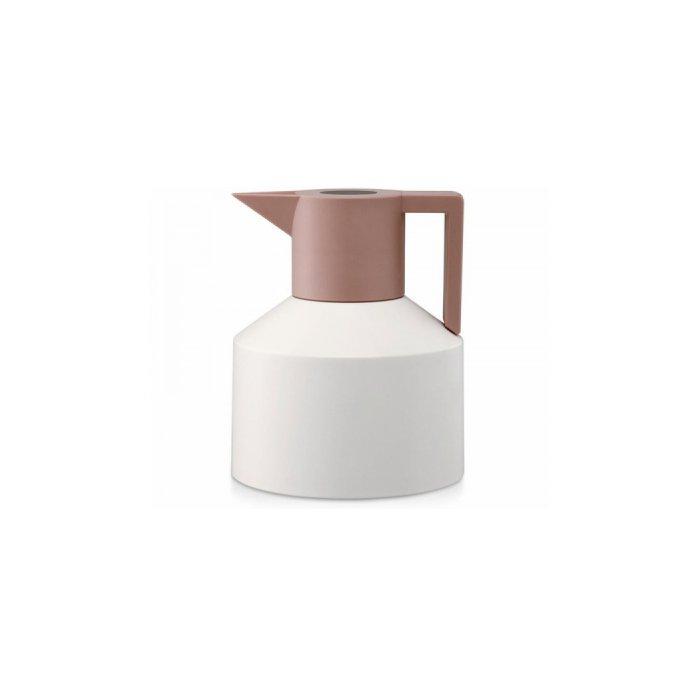 Geo Vacuum Flask by Normann Copenhagen, White