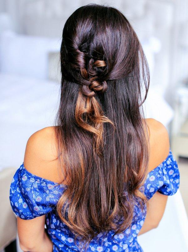 hair,hairstyle,black hair,long hair,beauty,