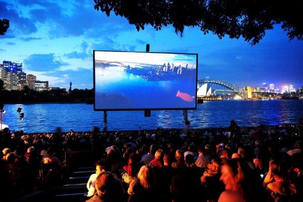 St. George Open Air Cinema, Sydney, Australia