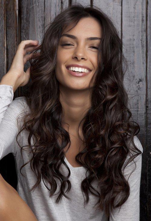 How to Create Headband Curls
