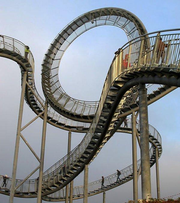 roller coaster, amusement ride, amusement park, park, landmark,