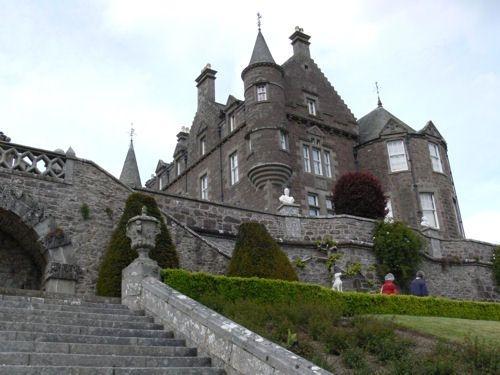 Drummond Castle, Scotland