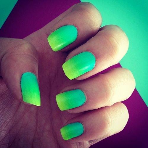 color,green,nail,finger,nail care,