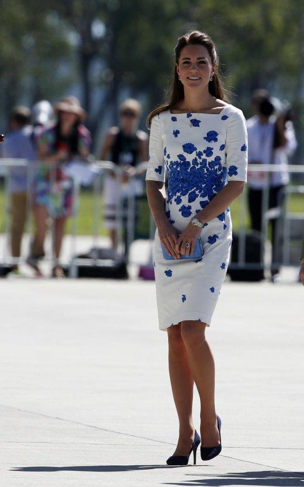 Her LK Bennett Dress