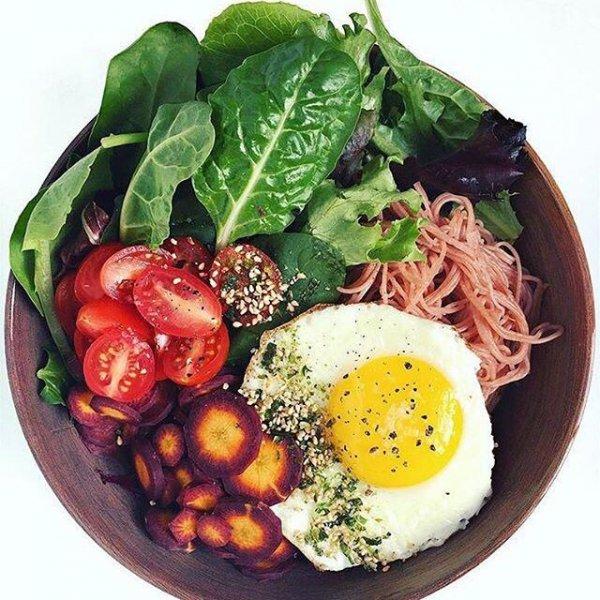 food, dish, meal, produce, salad,