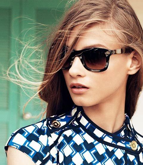 A Good Pair of Black Sunglasses