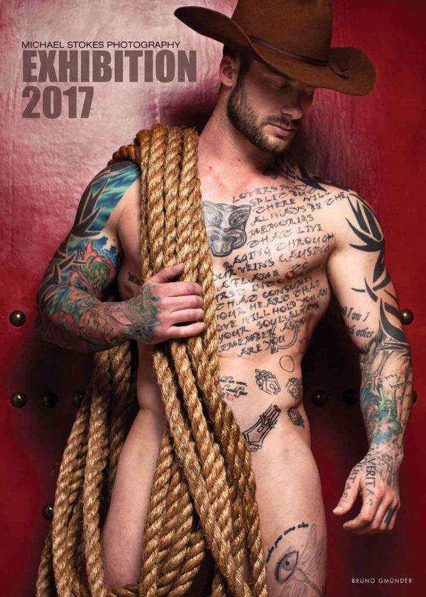 muscle, arm, tattoo, human body, MICHAEL,