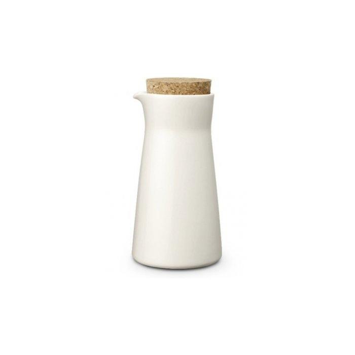 Iittala Teema 6-3/4-ounce Milk Jar, White