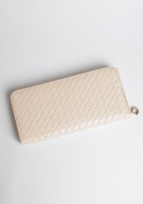 True Kiss Woven Wallet