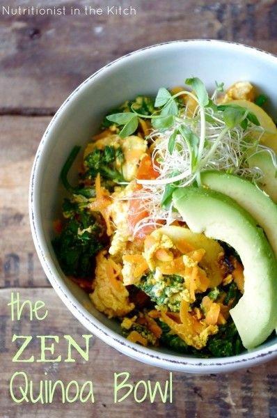 """The """"Zen"""" Quinoa"""