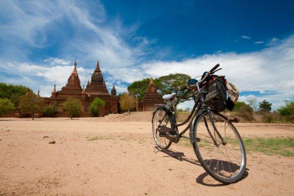 Go Biking in Burma