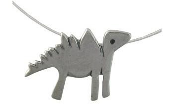 Little Dinosaur Necklace