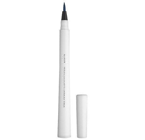 Elf Essential Waterproof Eyeliner Pen (Stila Stay All Day Waterproof Liquid Eye Liner)