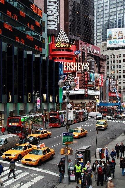 Times Square, New York City, New York