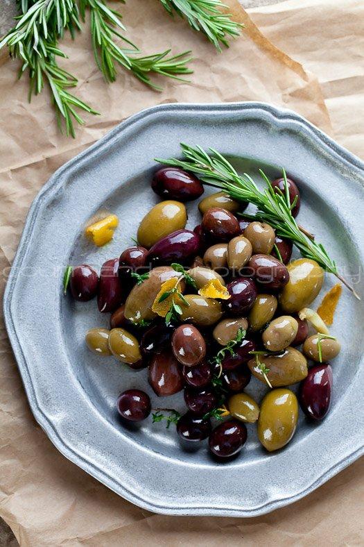 Large Mixed Olives