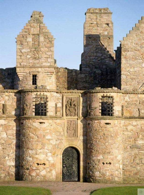 Tolquhon Castle, Scotland