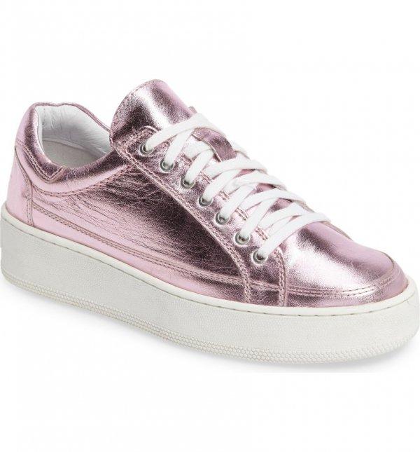 footwear, shoe, sneakers, pink, product,