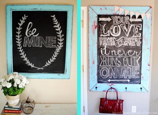 chalk, font, picture frame, paint, blackboard,