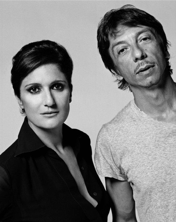 International Award – Maria Grazia Chiuri and Pierpaolo Piccioli for Valentino