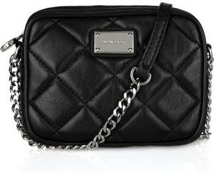 Michael Michael Kors Hamilton Leather Corss-Body Bag