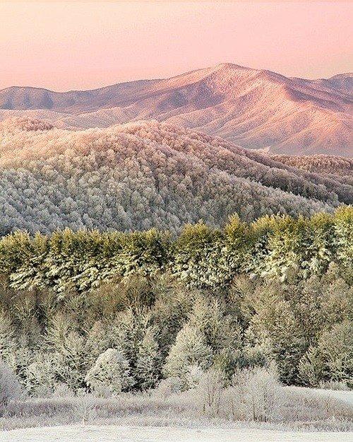 Max Patch Mountain, North Carolina