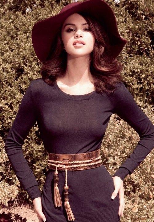 Selena Gomez Really Pulls It off