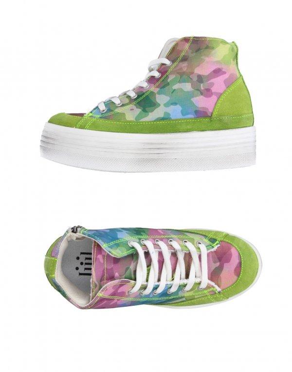 Jijil, footwear, shoe, sneakers, green,