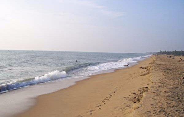Auroville Beach, Puducherry