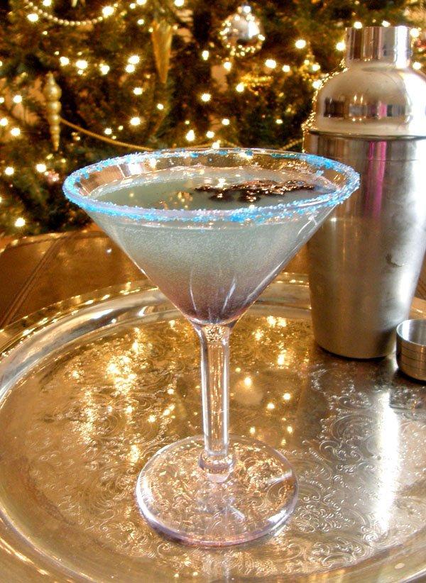 Frost Bite Martini