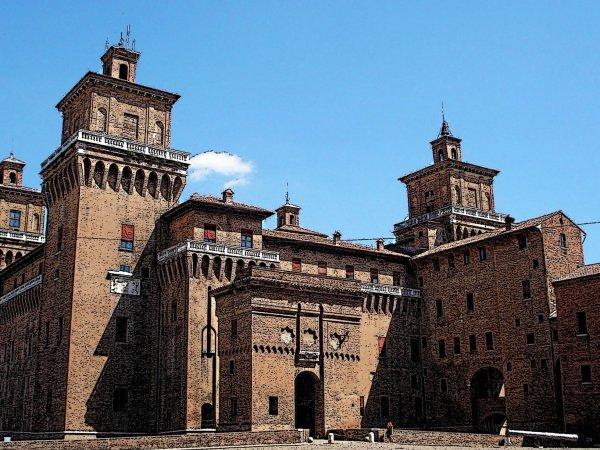 Ferrara - Castello Estense Di Ferrara
