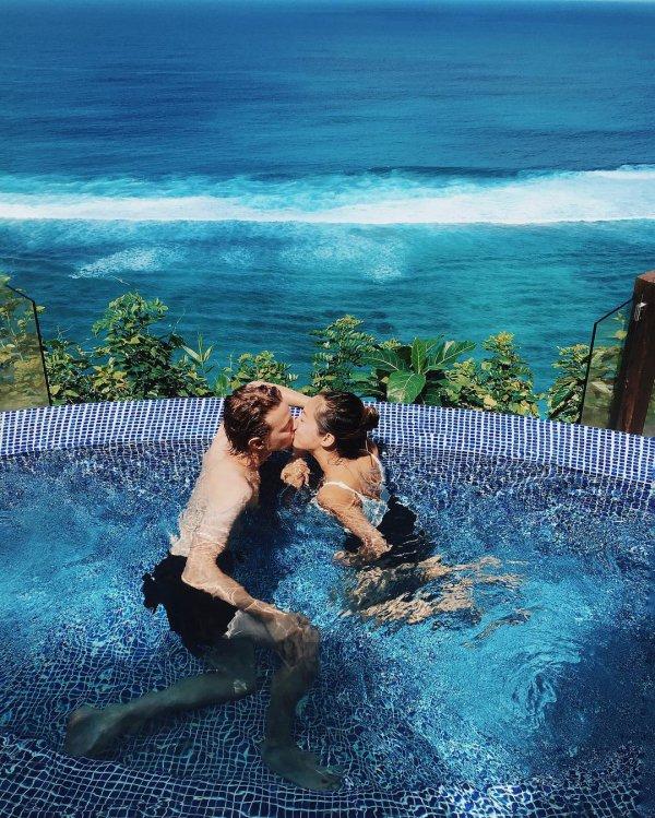 vacation, swimming pool, sea, coast, coral reef,