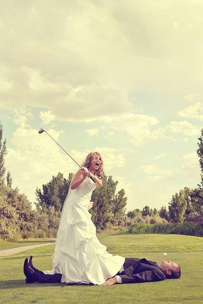 photograph,bride,woman,dress,grass,