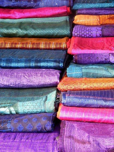 Anjuna Market, Goa