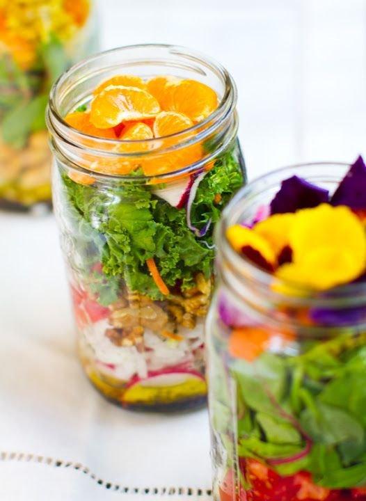 Gorgeous Vegan Salad