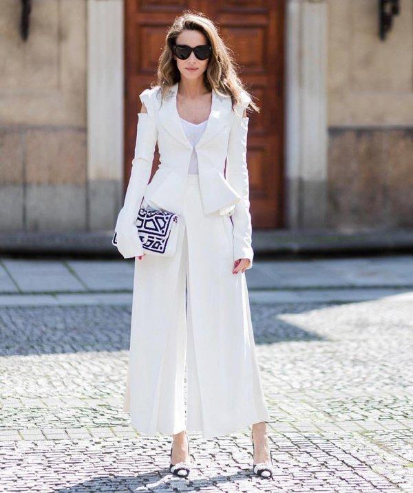 white, fashion model, fashion, dress, coat,
