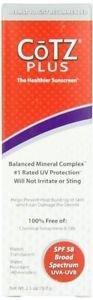 Fallene Cotz plus Water Resistant Sunscreen for Sensitive Skin