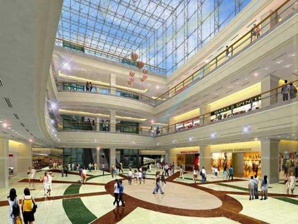 Lulu International Shopping Mall, Kochi, India